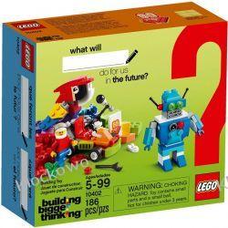 10402 WYPRAWA W PRZYSZŁOŚĆ (Fun Future) KLOCKI LEGO CLASSIC