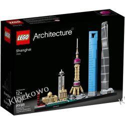 21039 SZANGHAJ (Shanghai) KLOCKI LEGO ARCHITECTURE  Z zabawkami