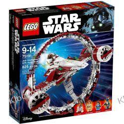 75191 JEDI STARFIGHTER™ Z HIPERNAPĘDEM (Jedi Starfighter With Hyperdrive) KLOCKI LEGO STAR WARS