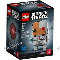 41601 CYBORG™ (Cyborg) KLOCKI LEGO BRICKHEADZ  Ninjago