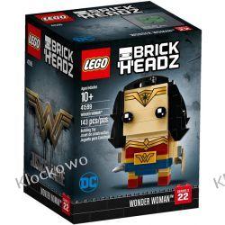 41599 WONDER WOMAN™ (Wonder Woman) KLOCKI LEGO BRICKHEADZ  Kompletne zestawy