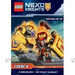 FILM LEGO® NEXO KNIGHTS CZĘŚĆ 6 Płyty DVD