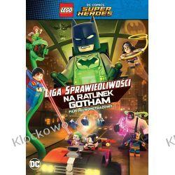 FILM LEGO® LIGA SPRAWIEDLIWOŚCI: NA RATUNEK GOTHAM Ninjago
