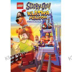 FILM LEGO® SCOOBY-DOO! KLĄTWA PIRATÓW Płyty DVD