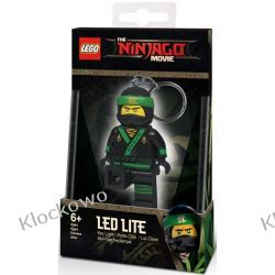 LEGO NINJAGO MOVIE LATARKA LED LLOYD