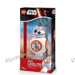 LEGO STAR WARS LATARKA LED BB-8