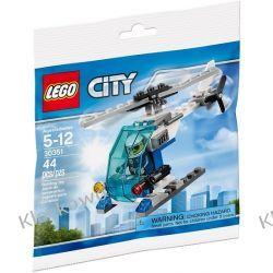30351 HELIKOPTER POLICYJNY (Police Helicopter) KLOCKI LEGO MINI BUILDS