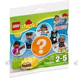 30324 LOSOWA FIGURKA DUPLO (My Town) KLOCKI LEGO MINI BUILDS Kompletne zestawy