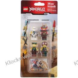 853544 LEGO® NINJAGO™ ZESTAW MINIFIGUREK I AKCESORIÓW - LEGO GADŻETY Inne zestawy