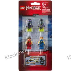 851342 LEGO® NINJAGO™ ZESTAW MINIFIGUREK I AKCESORIÓW - LEGO GADŻETY Playmobil