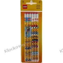 51140 ZESTAW OŁÓWKI Z GUMKAMI - LEGO GADŻETY Budowa