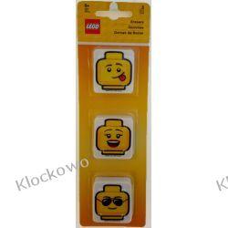 51142 ZESTAW GUMKI DO MAZANIA - LEGO GADŻETY Dla Dzieci