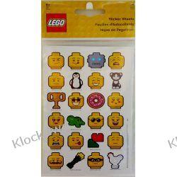 51163 ZESTAW NAKLEJEK LEGO - LEGO GADŻETY Kompletne zestawy