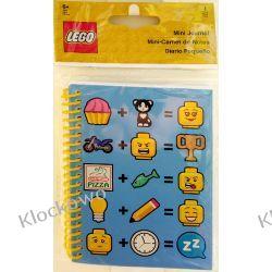 51164 MAŁY NOTATNIK - LEGO GADŻETY Dla Dzieci