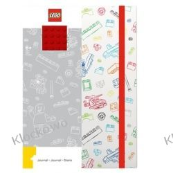 51840 BIAŁY NOTATNIK - LEGO GADŻETY Kompletne zestawy