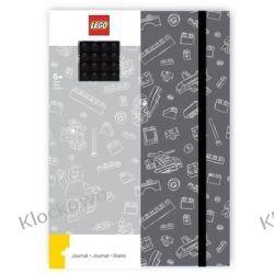 51841 SZARY NOTATNIK - LEGO GADŻETY Playmobil