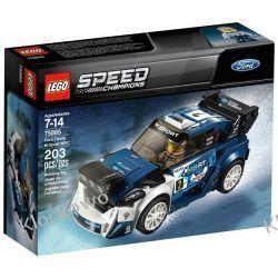 75885 FORD FIESTA M-SPORT WRC - LEGO SPEED CHAMPIONS Kompletne zestawy