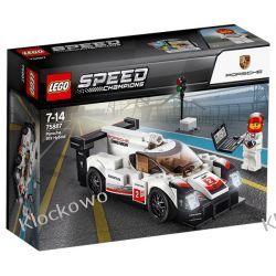 75887 PORSCHE 919 HYBRID - LEGO SPEED CHAMPIONS Racers