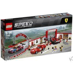 75889 REWELACYJNY WARSZTAT FERRARI (Ferrari Ultimate Garage) - KLOCKI LEGO SPEED CHAMPIONS Racers