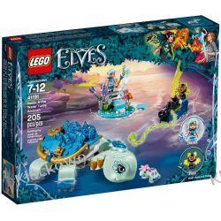 41191 NAIDA I ZASADZKA NA ŻÓŁWIA WODY (Naida & The Water Turtle Ambush) KLOCKI LEGO ELVES Kompletne zestawy