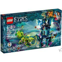 41194 WIEŻA NOCTURY (Noctura's Tower & the Earth Fox Rescue) KLOCKI LEGO ELVES Kompletne zestawy