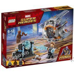 76102 POSZUKIWANIE BRONI THORA (Thor's Weapon Quest) - KLOCKI LEGO SUPER HEROES Creator
