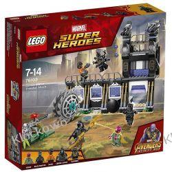 76103 ATAK CORVUSA GLAIVE'A (Corvus Glaive Thresher Attack) - KLOCKI LEGO SUPER HEROES Playmobil