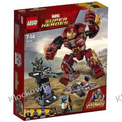 76104 WALKA W HULKBUSTERZE (The Hulkbuster Smash-Up) - KLOCKI LEGO SUPER HEROES Kompletne zestawy