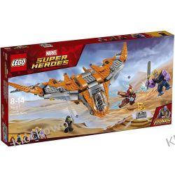 76107 THANOS: OSTATECZNA WALKA (Thanos: Ultimate Battle) - KLOCKI LEGO SUPER HEROES Pirates
