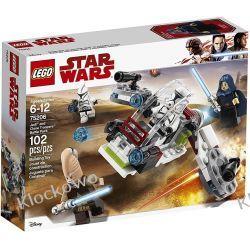 75206 JEDI I ŻOŁNIERZE ARMII KLONÓW (Jedi and Clone Troopers Battle Pack) KLOCKI LEGO STAR WARS Kompletne zestawy