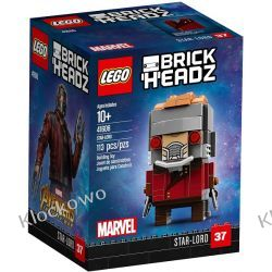 41606 Star-Lord (Star-Lord) KLOCKI LEGO BRICKHEADZ  Playmobil