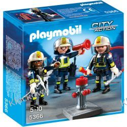 PLAYMOBIL 5366 GRUPA STRAŻAKÓW - CITY ACTION Toy Story