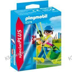 PLAYMOBIL 5379 CZYŚCICIEL ELEWACJI - SPECIALPLUS Playmobil