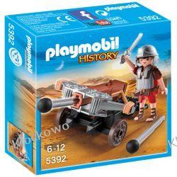 PLAYMOBIL 5392 LEGIONISTA Z MIOTACZEM - HISTORY Friends