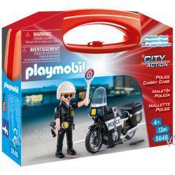 PLAYMOBIL 5648 SKRZYNECZKA POLICJA - CITY ACTION Playmobil