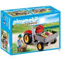 PLAYMOBIL 6131 TRAKTOR OGRODNICZY - COUNTRY Playmobil