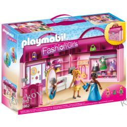 PLAYMOBIL 6862 PRZENOŚNY BUTIK - FASHION GIRLS