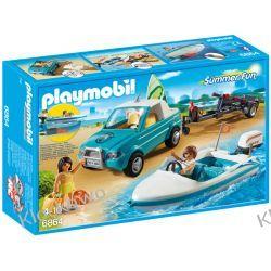 PLAYMOBIL 6864 SURFER-PICKUP Z MOTORÓWKĄ - SUMMER FUN Playmobil