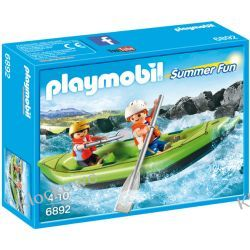 PLAYMOBIL 6892 SPŁYW PONTONEM - SUMMER FUN