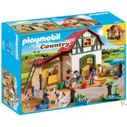 PLAYMOBIL 6927 STADNINA KUCYKÓW - COUNTRY Friends