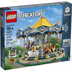 10257 KARUZELA (Carousel) - KLOCKI LEGO EXCLUSIVE Friends
