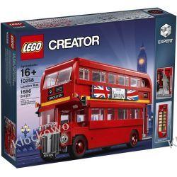 10258 LONDYŃSKI AUTOBUS (London Bus) - KLOCKI LEGO EXCLUSIVE Friends