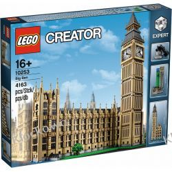 10253 BIG BEN - KLOCKI LEGO EXCLUSIVE Friends
