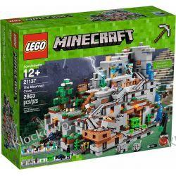 21137 GÓRSKA JASKINIA (The Mountain Cave) - KLOCKI LEGO EXCLUSIVE