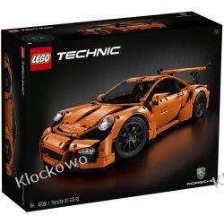 42056 PORSCHE 911 GT3 RS - KLOCKI LEGO EXCLUSIVE Inne zestawy