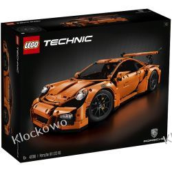 42056 PORSCHE 911 GT3 RS - KLOCKI LEGO EXCLUSIVE Kompletne zestawy