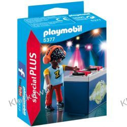 "PLAYMOBIL 5377 DJ ""Z"" - SPECIALPLUS Friends"