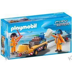 PLAYMOBIL 5396 HOLOWNIK SAMOLOTU Z KONTROLEREM RUCHU - CITY ACTION Playmobil