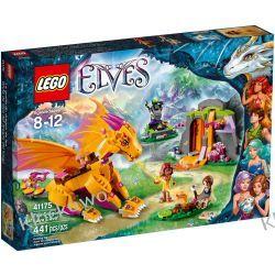 41175 JASKINIA SMOKA OGNIA (Fire Dragon's Lava Cave) KLOCKI LEGO ELVES Pirates