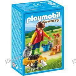 PLAYMOBIL 6139 RODZINA KOTÓW - COUNTRY Friends
